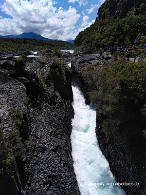 Chile - Saltos del Río Petrohué