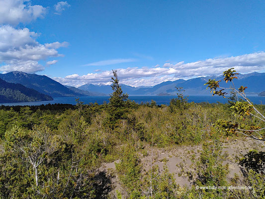 Chile - Parque Nacional Vicente Pérez Rosales - Wanderweg Los Alerces