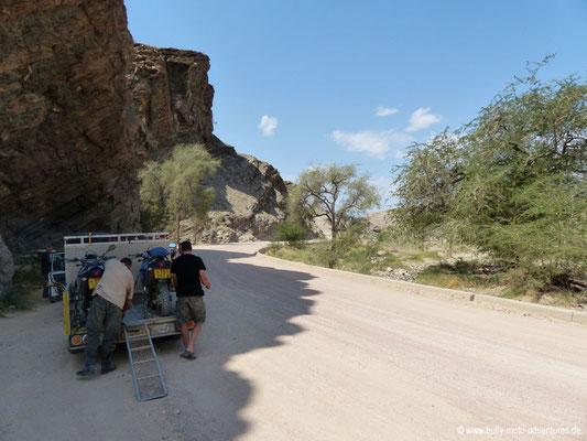 Namibia - Gaub Pass