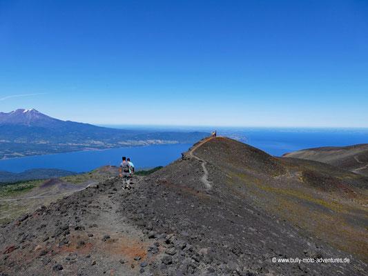 Chile - Parque Nacional Vicente Pérez Rosales - Vulkan Osorno