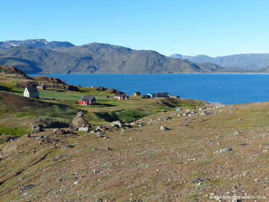 Grönland - Qassiarsuk