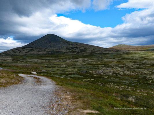 Norwegen - Straße 27 - Landschaftsroute Rondane