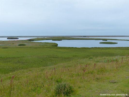 Island - Küstenpfad in Höfn
