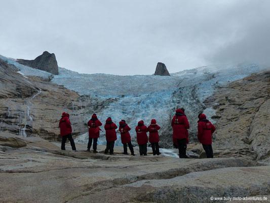 Grönland - Tasermiut Gletscher