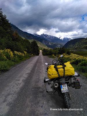 Chile - Valle Exploradores im Parque Nacional Laguna San Rafael