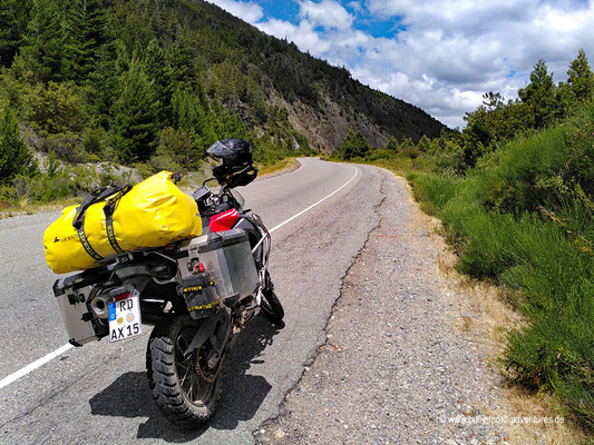 Argentinien - Ruta 40 südlich von Bariloche