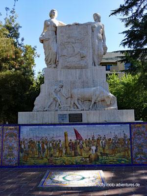 Argentinien - Mendoza - Plaza España