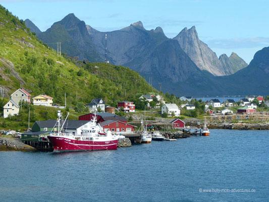 Norwegen - Lofoten - Reine