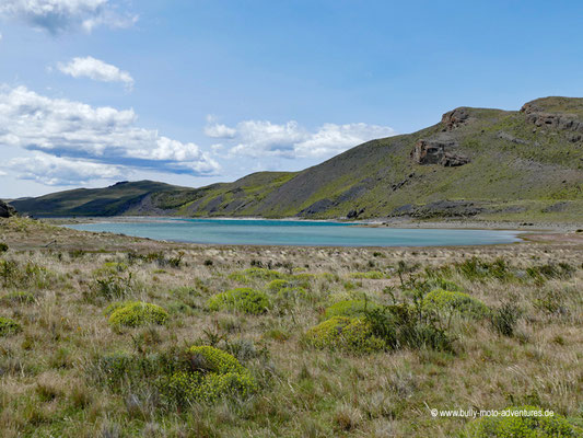Chile - Parque Nacional Torres del Paine - Sendero Aónikenk