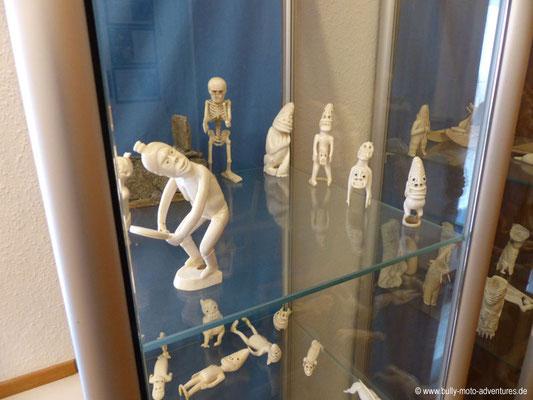 Grönland - Museum von Nanortalik - Tupilaks