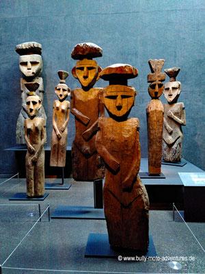 Santiago de Chile - Museo Chileno de Arte Precolombino