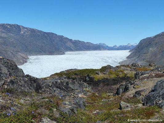Grönland - Gletscher Kiattuut Sermiat