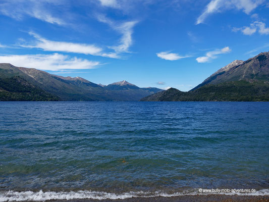 Argentinien - Lago Gutiérrez