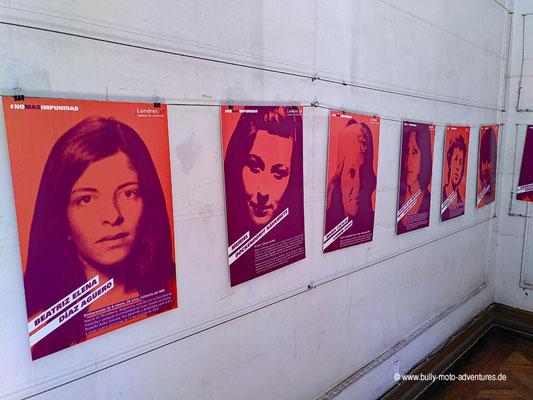 Chile - Santiago de Chile - Gedenkstätte Londres 38
