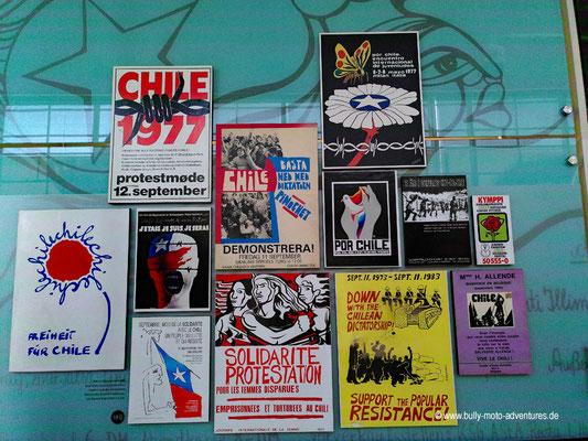 Chile - Santiago de Chile - Museo de la Memoria y los Derechos Humanos