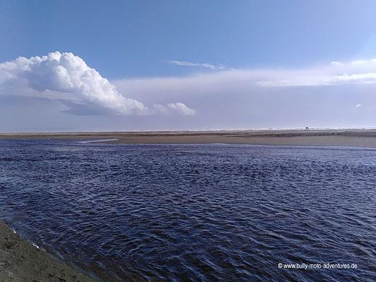 Chile - Insel Chiloé - Parque Nacional Chiloé - Sendero Playa