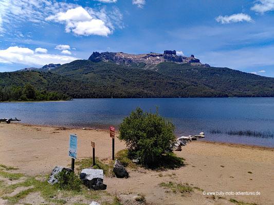 Argentinien - Ruta de los Siete Lagos - Lago Falkner