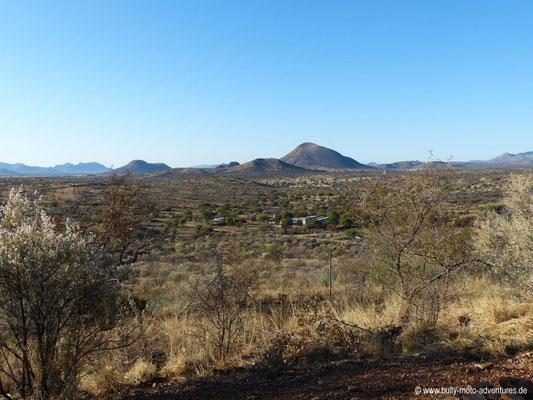 Namibia - Umgebung der Windhoek Mountain Lodge