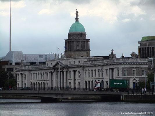 Irland - Custom House - Dublin - Co. Dublin
