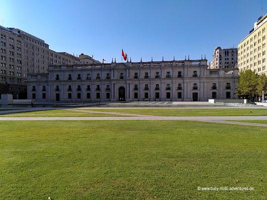 Santiago de Chile - Palacio de la Moneda