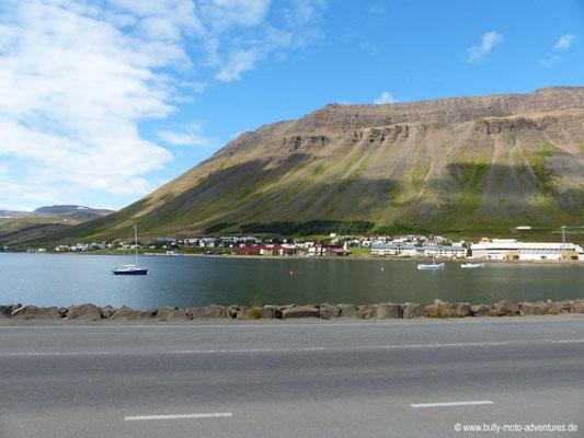 Island - Ísafjörður