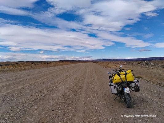 Argentinien - Ruta 40 - Das südlichste unbefestigte Stück der Ruta 40