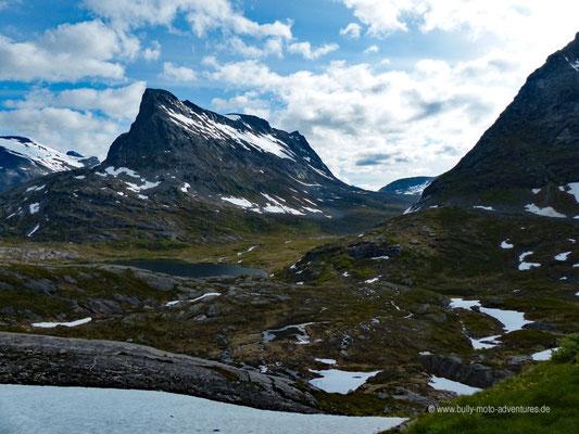 Norwegen - Straße 63 - Landschaftsroute Geiranger-Trollstigen