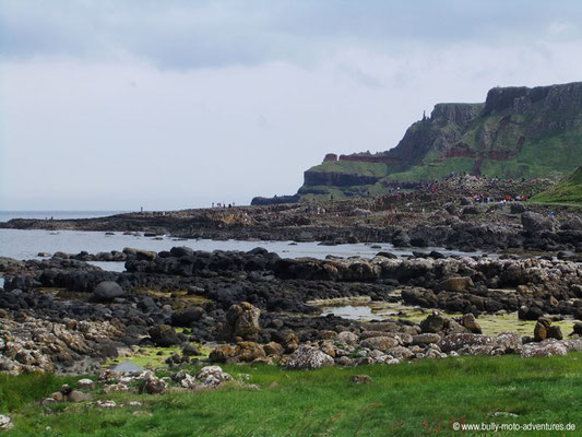 Irland - Giant's Causeway - Co. Antrim