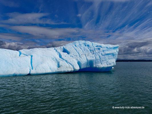 Chile - Parque Nacional Laguna San Rafael - Eisberge in der Laguna San Rafael