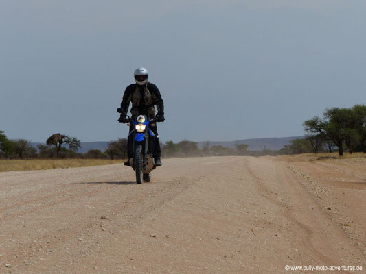 Namibia - Auf dem Weg nach Gochas