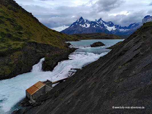 Chile - Parque Nacional Torres del Paine - Salto Chico