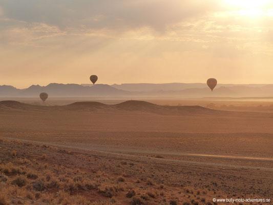 Namibia - Fahrt von Sesriem nach Sossusvlei