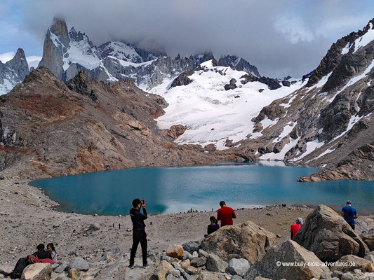 Argentinien - Nationalpark Los Glaciares - Fitz Roy