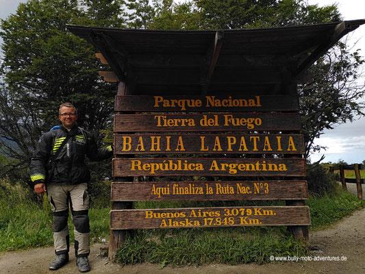 Argentinien - Parque Nacional Tierra del Fuego - Das Ende der Straße 3