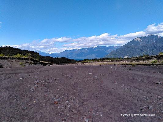 Chile - Parque Nacional Vicente Pérez Rosales - Wanderweg Paso Desolación