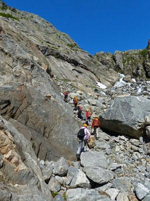 Norwegen - Wanderung zum Buarbreen Gletscher