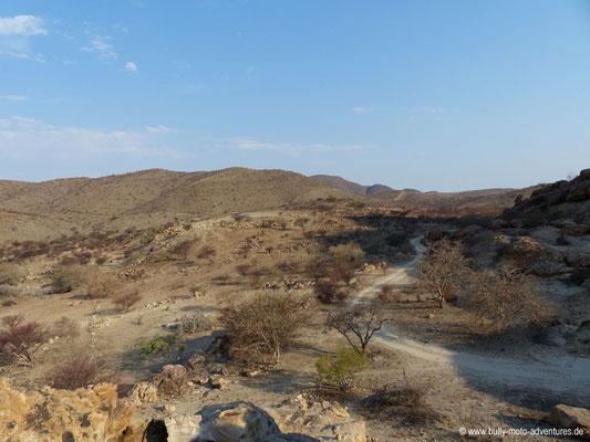 Namibia - Kobo Kobo Hills