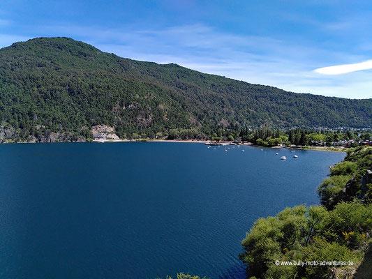 Argentinien - Ruta de los Siete Lagos - Lago Lácar