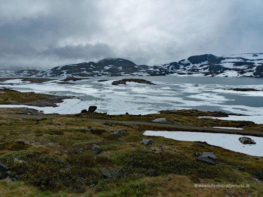 Norwegen - Landschaftsroute Sognefjellet