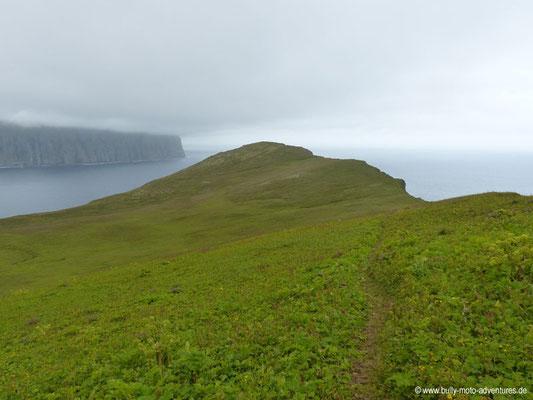 Island - Hornstrandir - Etappe 2 - Hornvík über Hornbjarg nach Hornvík - Horn