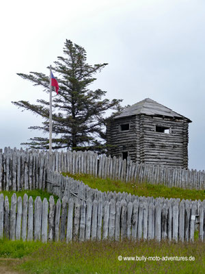 Chile - Fuerte Bulnes