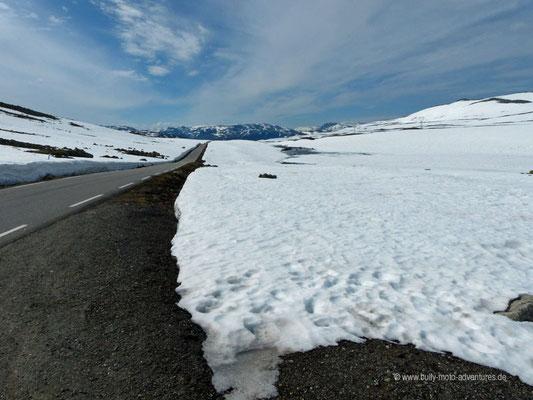 Landschaftsroute Aurlandsfjellet (Snøvegen)