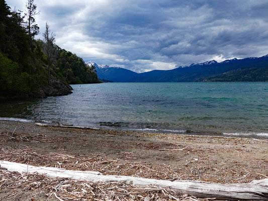 Argentinien - Parque Nacional Los Alerces - Lago Futalaufquen