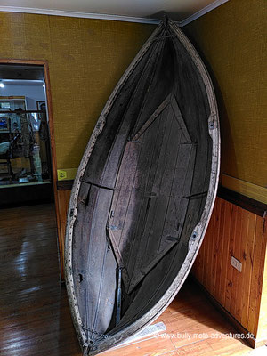 Chile - Puerto Natales - Museo Histórico Muncipal