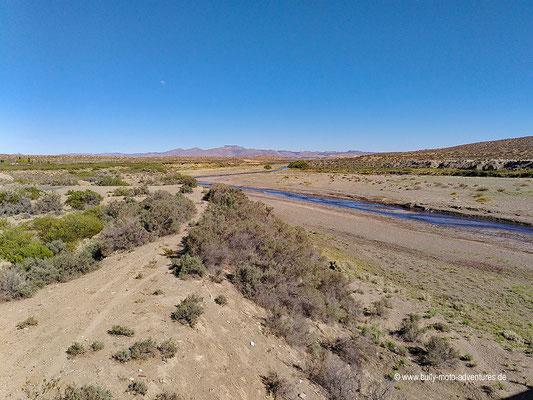 Argentinien - Ruta 40 südlich von Chos Malal