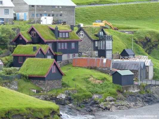 Färöer Inseln - Streymoy - Auf dem Weg nach Vestmanna