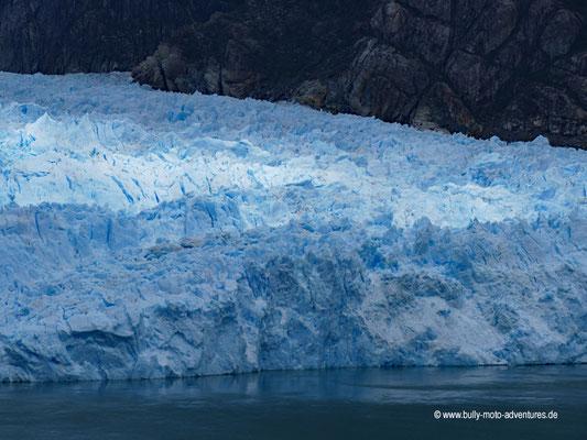 Chile - Parque Nacional Laguna San Rafael - Aussicht auf den San Rafael Gletscher