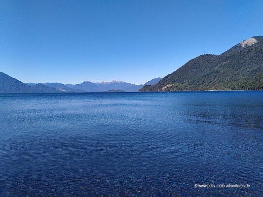 Chile - Parque Nacional Vicente Pérez Rosales - Petrohue - Lago Todos Los Santos
