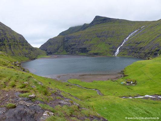 Färöer Inseln - Streymoy - Saksun