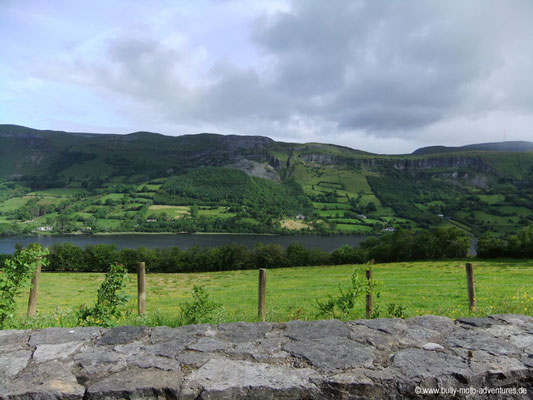 Irland - Lake Glencar - Co. Leitrim